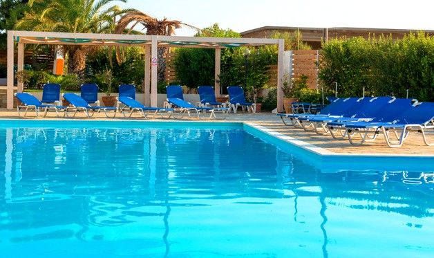 Hôtel Oasis Beach 3*