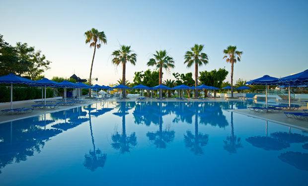 Hôtel mitsis faliraki beach hotel & spa 5*