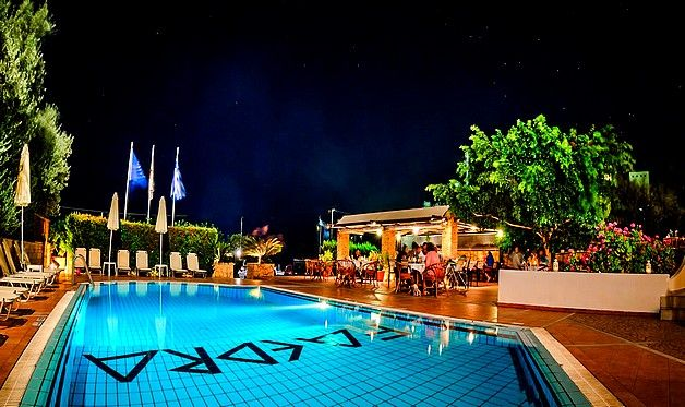Hôtel Faedra Beach 4*