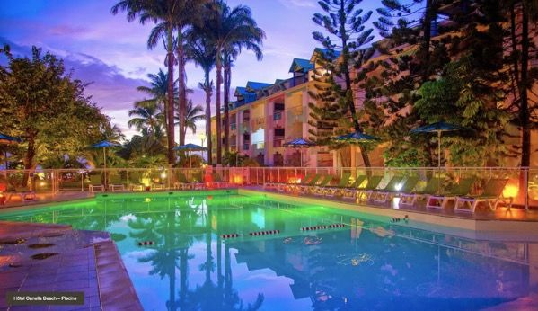 Hôtel Résidence Canella Beach 3* avec Transfert