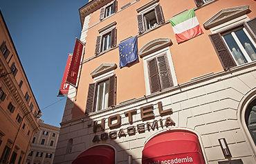 Hôtel Accademia 3*