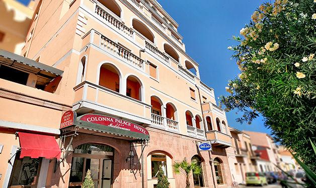 Colonna Palace Hotel Mediterraneo 4*