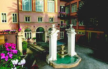 Hôtel domus romana 4*