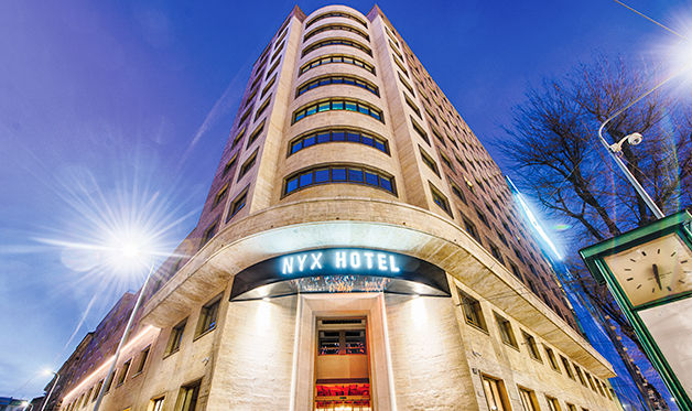 Hôtel NYX Milan 4*