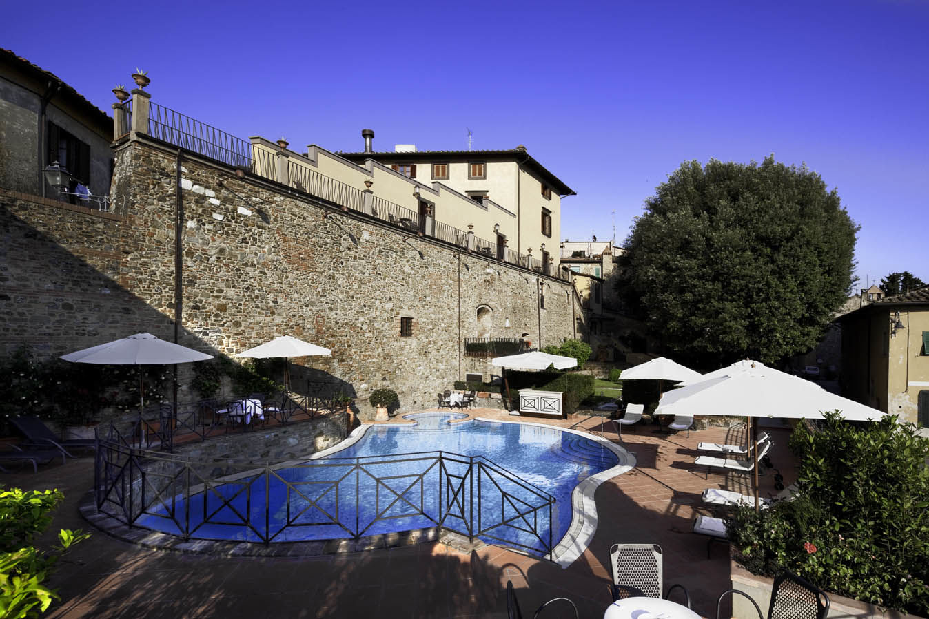 Hôtel una palazzo mannaioni 4* avec location de voiture