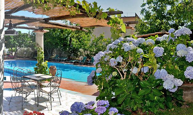 Hôtel villa fernanda 3*