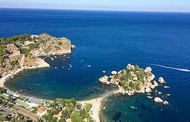 Autotour trésors siciliens 4*