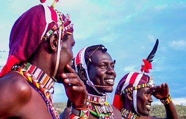 Circuit d'Amboseli au Masai Mara 4*