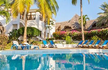 Hôtel Dorado Cottage Malindi Beach 4*