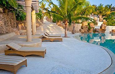 Hôtel swahili beach resort & spa 5*