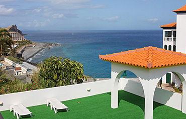 Hôtel Caniço Bay Club 3* avec Location de voiture