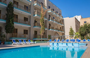 Hôtel The Bugibba 3*