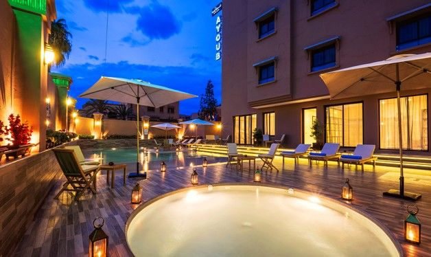 Hôtel Ayoub 4*