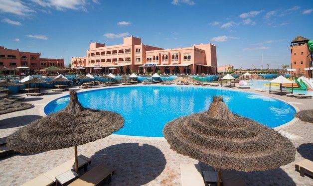 Hôtel aqua fun club marrakech 4*