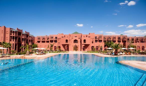 Hôtel Palm Plaza et Spa 4* sup
