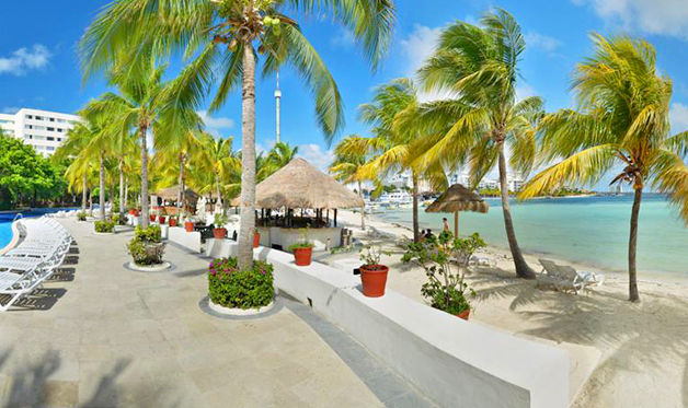 Hôtel Grand Oasis Palm 5 *