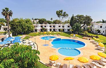 Hôtel Clube Albufeira Resort Algarve 4*