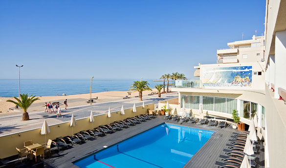 Hôtel dom josé beach 3*
