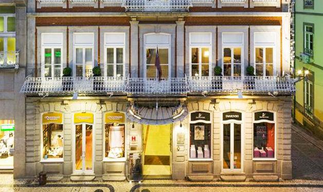 Grande hôtel do Porto 3*