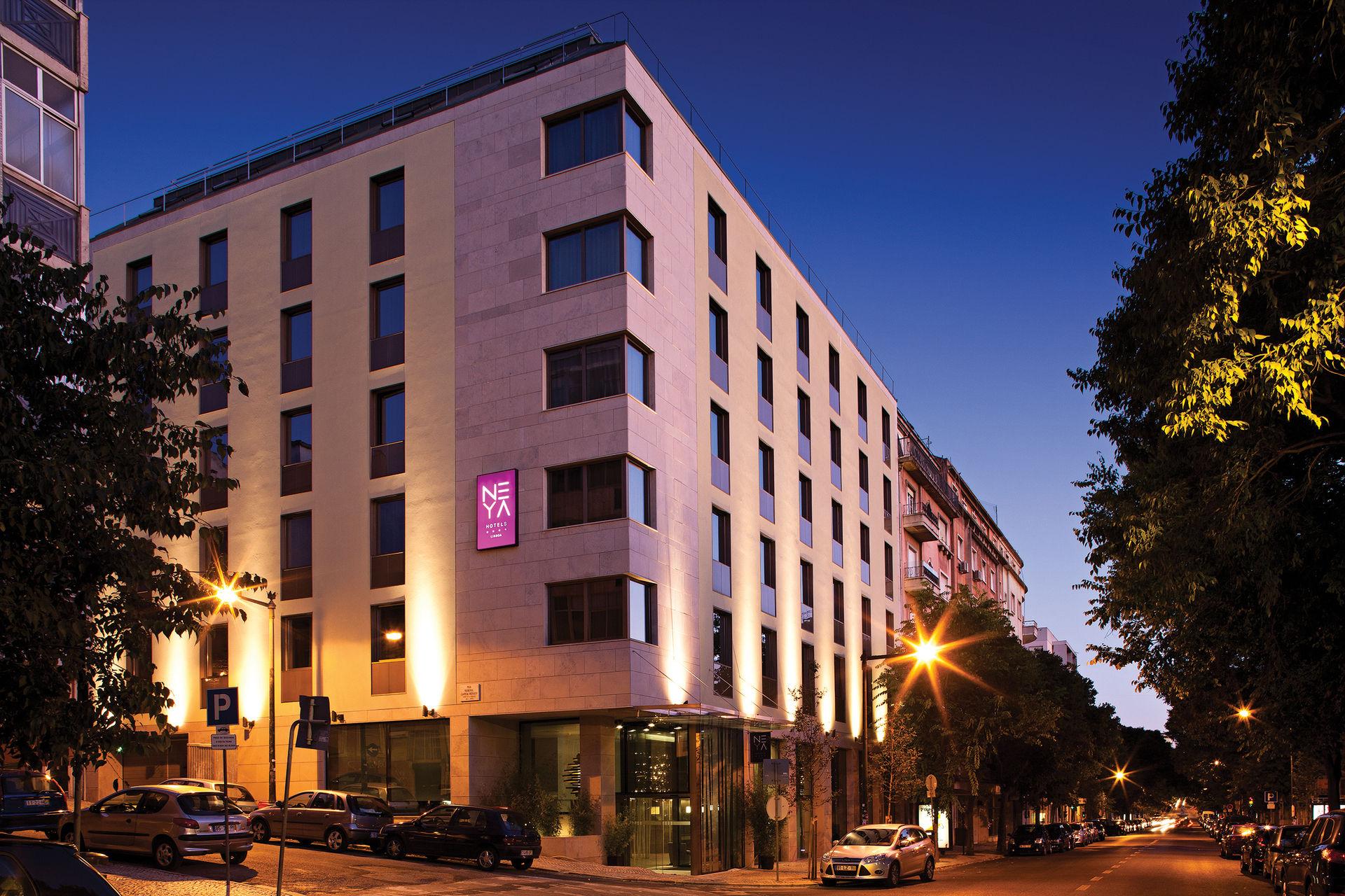 Neya  Lisboa hôtel 4*