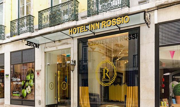 Hotel Inn Rossio 2*