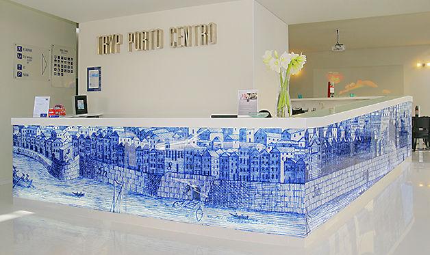 Hôtel Tryp Porto Centro 3*