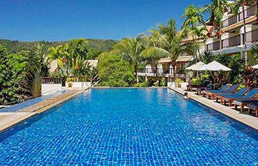 Hôtel Centara Blue Marine & Spa Phuket 4*