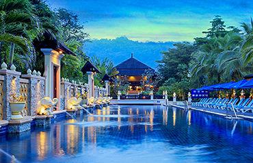Hôtel Centara Seaview Resort 4*