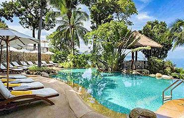 Hôtel centara villas phuket 4*