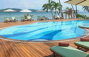 Hôtel centra by centara coconut beach resort samui 4*