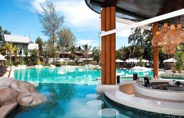 Hôtel Natai Beach Resort & Spa Phang Nga 5*