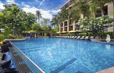 Hôtel novotel phuket kata avista navios resort & spa 4*sup