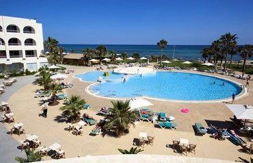 Hôtel khayam garden beach resort et spa 4*