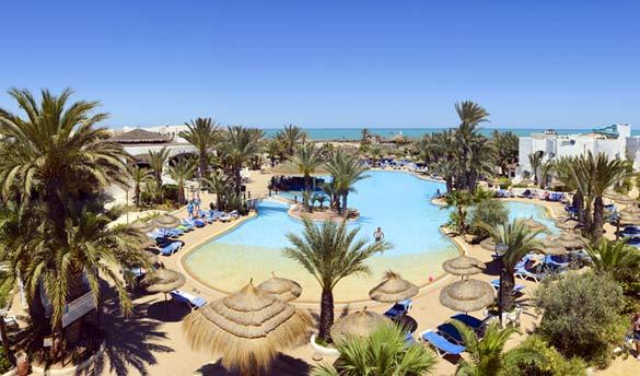 Hôtel fiesta beach club 4*