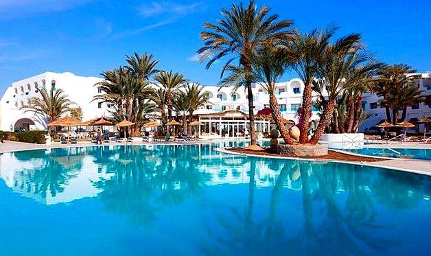 Hôtel Golf Beach Djerba 3*