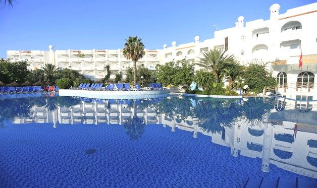 Hôtel hammamet garden resort & spa 4*