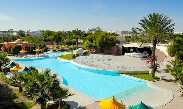 Hôtel The Ksar Djerba 4*