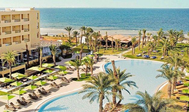 Hôtel sentido rosa beach thalasso & spa 4*