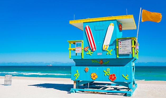 Essentiel de la Floride et croisière Bahamas