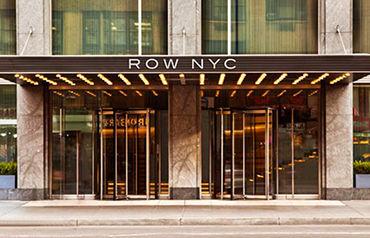 Hôtel Row NYC 3*