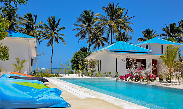 Hôtel Indigo Beach Zanzibar 4*