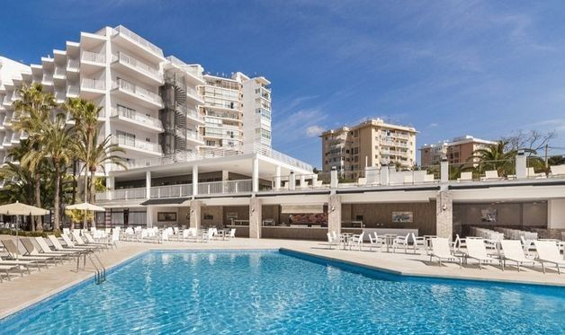 Hôtel club coralia palmanova 4*