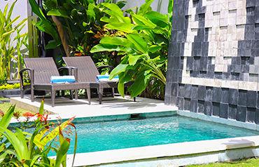 Hôtel amor bali villa resort & spa 4*