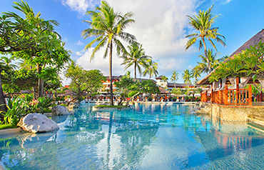 Hôtel Nusa Dua Beach Resort & Spa 5*