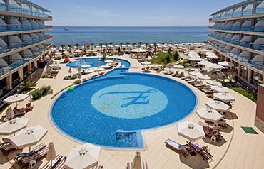 Hôtel Zornitza Sands Beach et Spa 4* sup