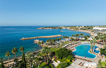 Hôtel Coral Beach Resort 5*
