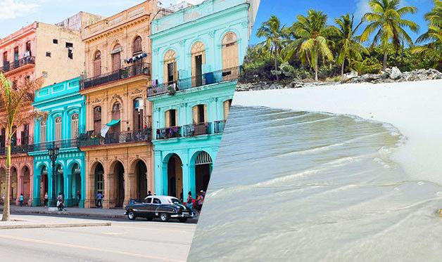 Combiné découverte cubaine havane-varadero au melia marina 5*