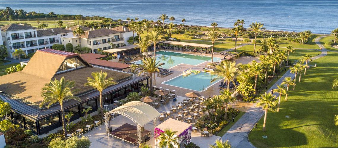 Hôtel kappa club playa granada 4*