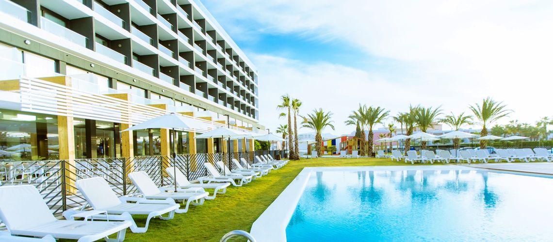 Hôtel club coralia dos playas 4*