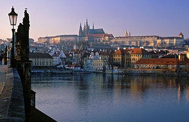 Circuit Prague, Bohème du Sud et Vienne 3*/4*